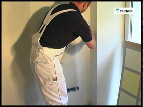 Film przedstawiający niezbędne etapy malowania wnętrz, wraz z poradami ułatwiającymi malowanie.