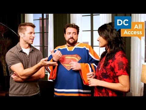 DC Comics - Look, up in the sky! It's the latest episode of