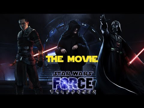 Star Wars: The Force Unleashed I [Game Movie]