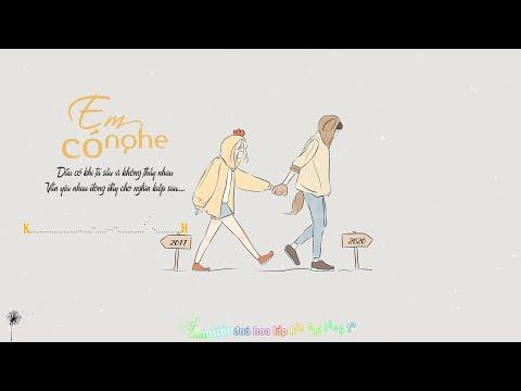 Em Có Nghe | Kha | 「MV Lyrics HD」