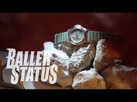 Victorinox Swiss Army CEO Talks INOX Timepiece Detailing