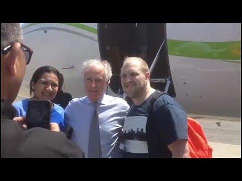 Venezuela lässt US-Bürger nach 2 Jahren Haft frei