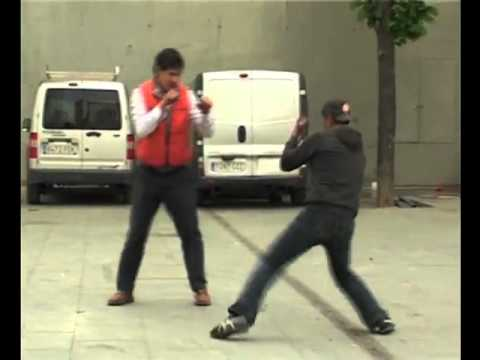 Funny Drunk Street Fight!!! Don't Drink Beer Kids!!!