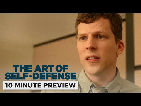 The Art of Self-Defense | 10 Minute Preview | Own it now on Blu-ray, DVD, & Digital