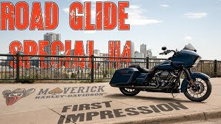 10. 2019 Road Glide Special 114! First Impressions