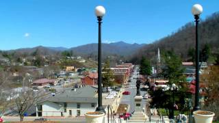 Sylva United States  city images : Two hours in Sylva, NC (Time lapse)