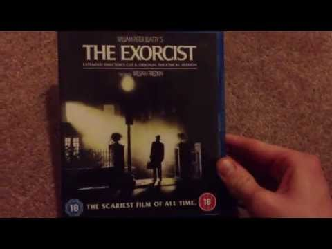 The Exorcist (1973) Blu Ray Review