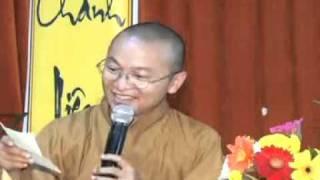 Kinh niệm Phật ba la mật 7: Niệm Phật và trì chú - Thích Nhật Từ - Phần 2/2