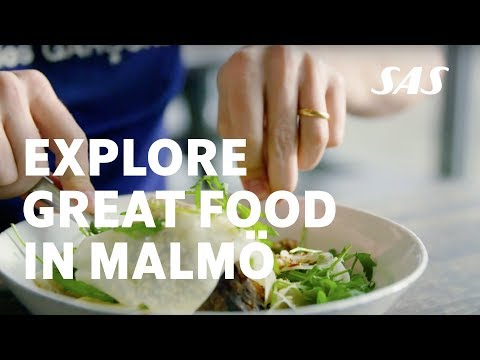 Three tips of restaurants in Malmö