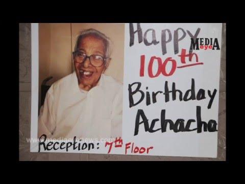 100th Birthday Celebratio