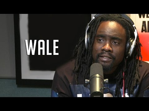@Wale opens up about @MeekMill, @AugustAlsina & @Redskins name change