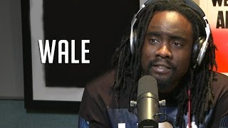 Wale opens up about Meek, August Alsina & Redskins name change