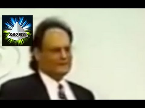 Alex Collier ★ UFO Alien Agenda Conspiracy End Times Devastating Earth Changes ♦ At The Ranch 9