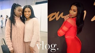 "Woop! Another Vlog! Enjoy. xx// #ShirleysOffice OutfitH&M Workout Top http://bit.ly/2ga85TX(Similar)H&M Workout Leggings http://bit.ly/2ga8MN0 (Similar)NIKE Trainers http://bit.ly/2gk1uV2// #BeautyconLondon OutfitBERSHKA Sweater http://www.bershka.com/gb/woman/new-collection/knitwear/cropped-faux-fur-sweater-c1010052085p100469200.html?colorId=627BERSHKA Jeans http://www.bershka.com/gb/woman/new-collection/trousers/standard-waist-ripped-trousers-c1010052096p100469370.html?colorId=625NIKE Trainers http://bit.ly/2gawELk// #TheFashionAwards OutfitMISSGUIDED Dress http://bit.ly/2fQUQFNBOOHOO Heels L/E // I'm everywhere on the internet! Come say hi!BLOG :: http://www.shirleyswardrobe.comVLOG CHANNEL :: http://www.youtube.com/lifeofaneniangINSTAGRAM :: http://www.instagram.com/ShirleyBEniangTWITTER :: http://www.twitter.com/ShirleyBEniangFACEBOOK :: http://www.facebook.com/shirley.b.eniangTUMBLR :: http://www.shirleybeniang.tumblr.com/SNAPCHAT :: ""shirleybeniang""// BUSINESS/GENERAL CONTACTTo work with me or sponsor a video on my channel, contact: management@shirleyswardrobe.comGeneral Enquiries, contact:info@shirleyswardrobe.com"