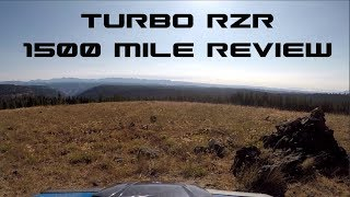 5. 1500 Mile Review - 2018 Polaris RZR XP Turbo