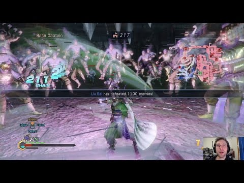 Dynasty Warriors 8 Playstation 4