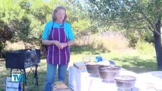 Lakes Rivers & Ridges: Making Biscuits in a Dutch Oven