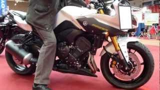 5. 2013 Yamaha FZ8 Fazer 779 cm3 106 Hp * see also Playlist