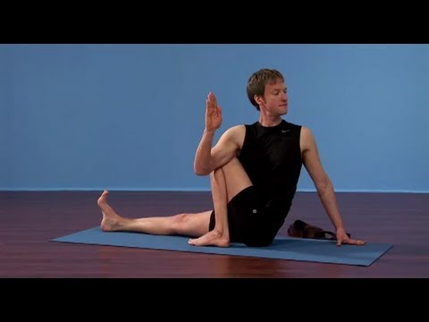 Beginner's Yoga: 15-minute Relaxing Practice from Yoga Journal & Jason Crandell