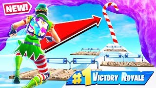 CANDY CANE WARS *NEW* Game mode in Fortnite Battle Royale