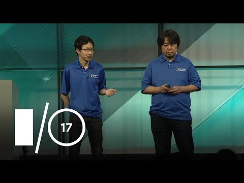Android Meets TensorFlow: How to Accelerate Your App with AI (Google I/O '17)
