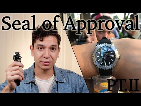 Seals Watch Co. Dark Seal - Part Two, My Seal of Approval - In-Depth Review