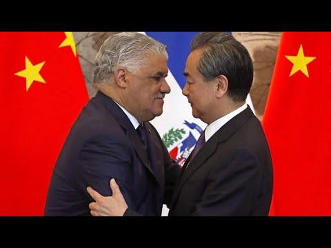 Dominikanische Republik kappt für China Beziehungen z ...
