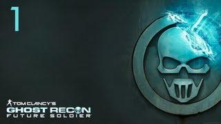Прохождение Ghost Recon: Future Soldier — Часть 1