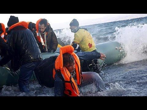 Υγρός τάφος για τους πρόσφυγες το Αιγαίο – Νέα ναυάγια με νεκρά παιδιά