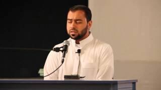 مسابقة القرآن الكريم - عبيدة عبد الحكيم أسعد