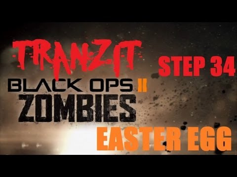 Tranzit Easter Egg/Breakdown Step 34: Nuketown Zombies [Black Ops 2 Zombies]