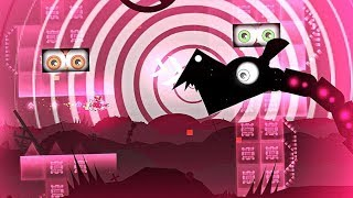 ''Clubstep 2019'' 100% (Demon) by AnielChasseur [3 Coins] | Geometry Dash