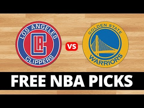 NBA Pick of the Day: Clippers vs Warriors (4/15/19)