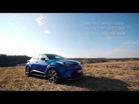 Mini test – Toyota C-HR Hybrid
