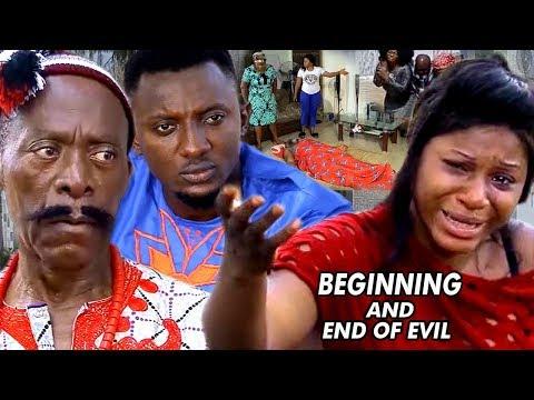 Beginning & End Of Evil Season 2 -  Destiny Etiko 2018 Latest Nigerian Nollywood Movie | Full HD