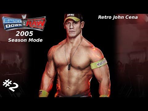 "Smackdown VS Raw Season Mode : John Cena Episode 2 - "" I'M GONNA KILL YOU"""