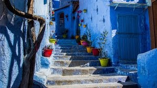 Chefchaouen Morocco  City new picture : Chefchaouen Morocco - The Blue City