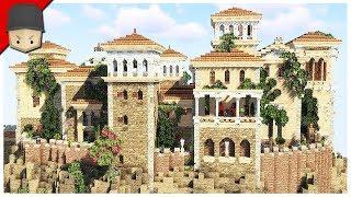 Italian Fort in Minecraft