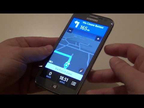 Samsung Ativ S windows phone 8 video prova by HDblog