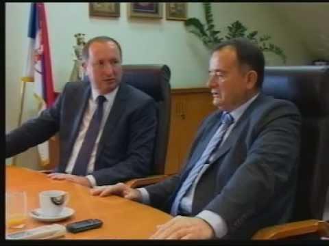 Састанак градоначелника Чачка и Новог Пазара