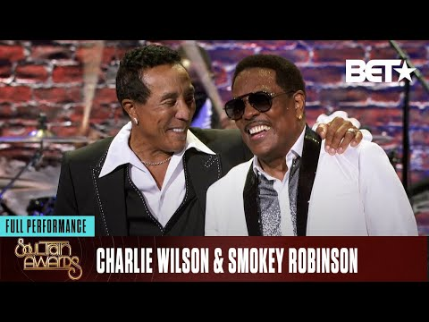 Charlie Wilson & Smokey Robinson Perform 'All My Love,' & More! | Soul Train Awards 20