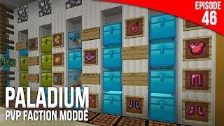 Base Unclaim = $$$ - Episode 46 | PvP Faction Moddé - Paladium