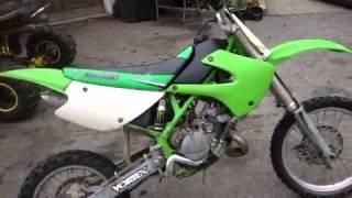 9. 2002 Kawasaki kx85