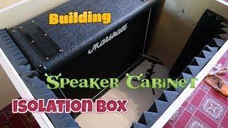 """Video Building Speaker Cabinet Isolation Box for Marshall 2x12"""" MP3, 3GP, MP4, WEBM, AVI, FLV Desember 2018"""