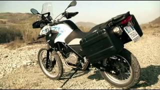 6. 2012 BMW G 650 GS Sertao promotional video   YouTube