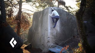 BD Ambassador Chris Schulte Putting Up FA's In Font by Black Diamond Equipment
