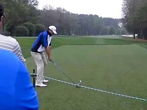 Ben Curtis, PGA Tour Driver Swing DL @ 300 fps