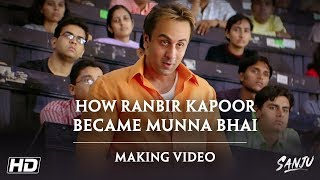 Video SANJU: Ranbir Kapoor to Munna Bhai - The Transformation | Rajkumar Hirani | In Cinemas Now MP3, 3GP, MP4, WEBM, AVI, FLV Oktober 2018