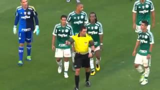 Palmeiras 1 x 0 Corinthians Melhores Momentos Paulistão 2016 Lucca erra Penalti depois de 1 minuto o Dudu faz gol Palmeiras...
