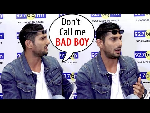 Prateik Babbar Gest Angry On Reporter Callim Bad Boy After Working In Mulk Movie